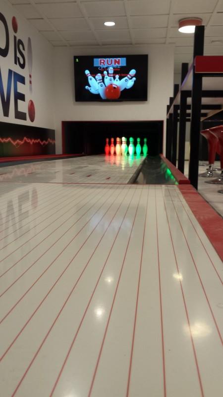 Mini Bowling Miniature Bowling String Pinsetters