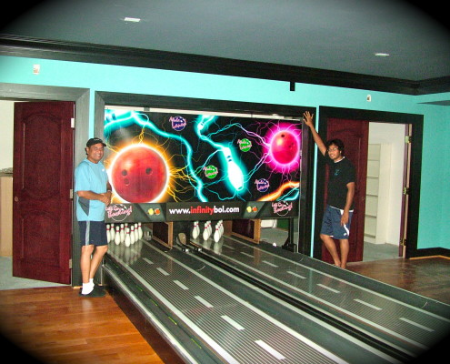 Home Bowling Residential Bowling Dyi Bowling Installations