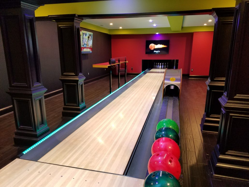 How To Build A Bowling Lane In Your Basement Mycoffeepot Org