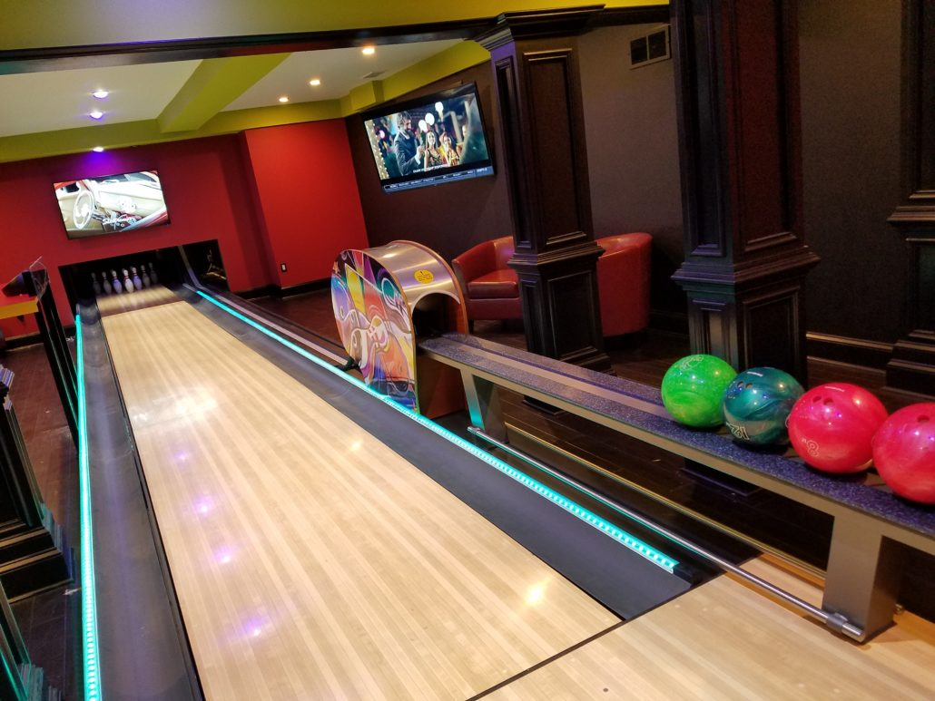 Infinity Bowling ...