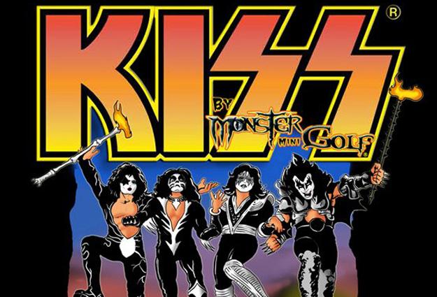 kiss-golf