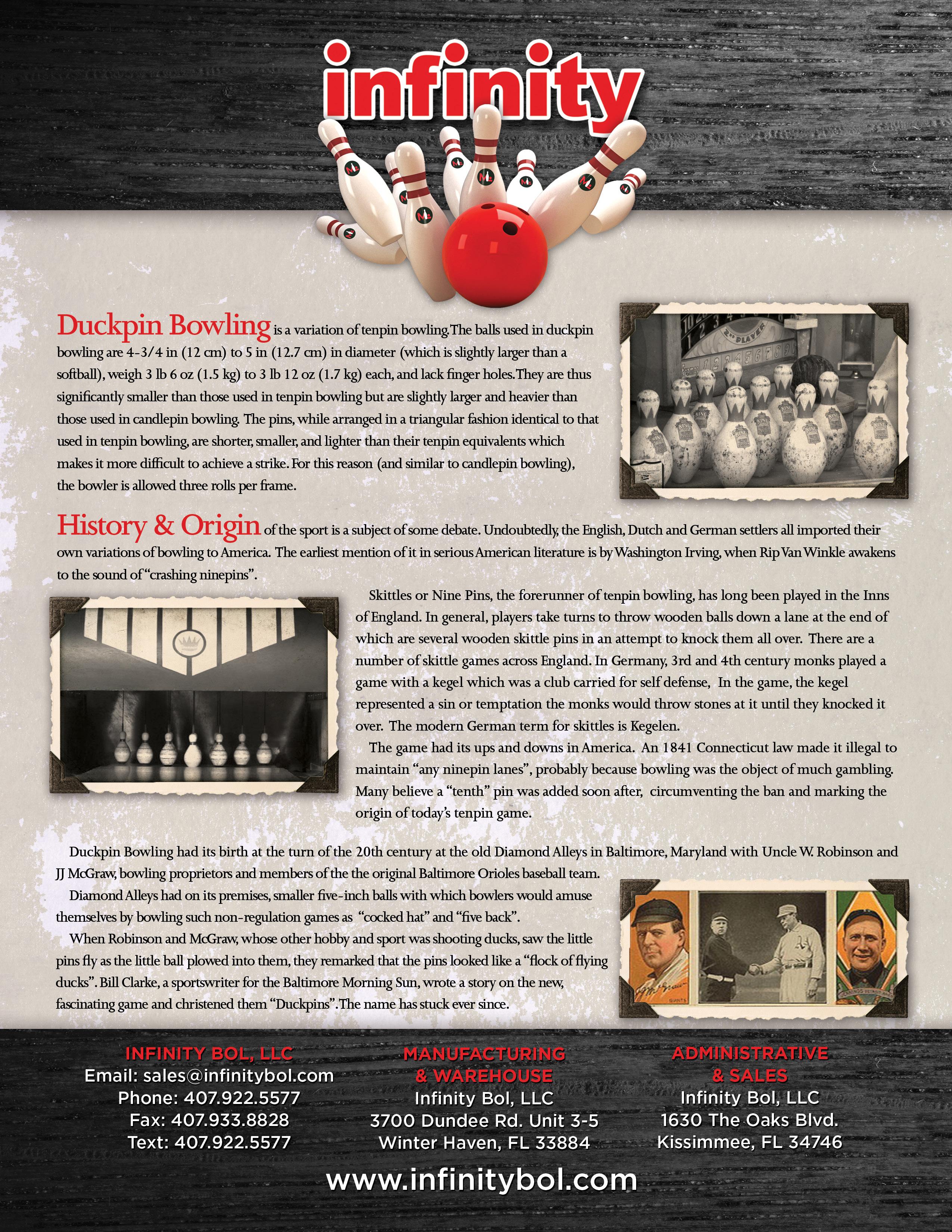 Mini Lane Bowling the original Mini Bowling Attraction